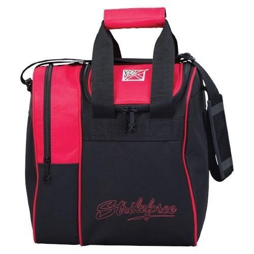 KR Rook Single Tote Red-Bowling Bag-DiscountBowlingSupply.com