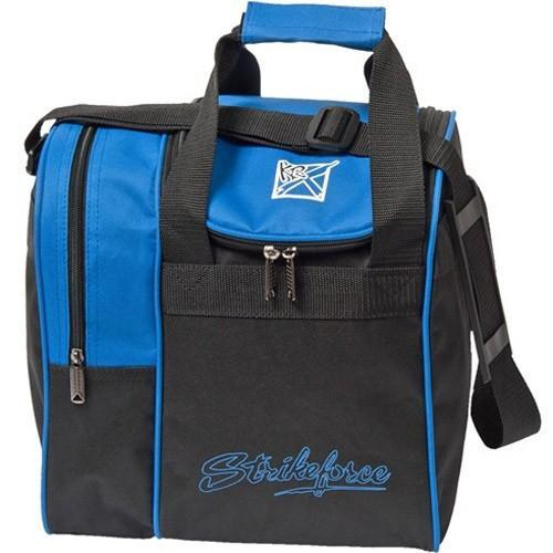 KR Rook Single Tote Royal-Bowling Bag-DiscountBowlingSupply.com