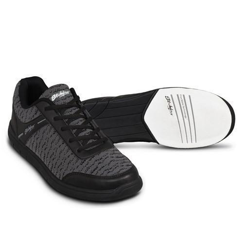 KR Mens Flyer Mesh Black Steel - DiscountBowlingSupply.com