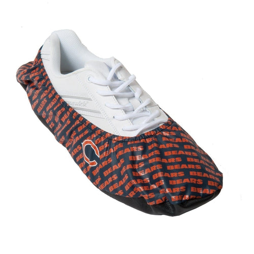 KR Strikeforce NFL Chicago Bears Shoe Covers - DiscountBowlingSupply.com