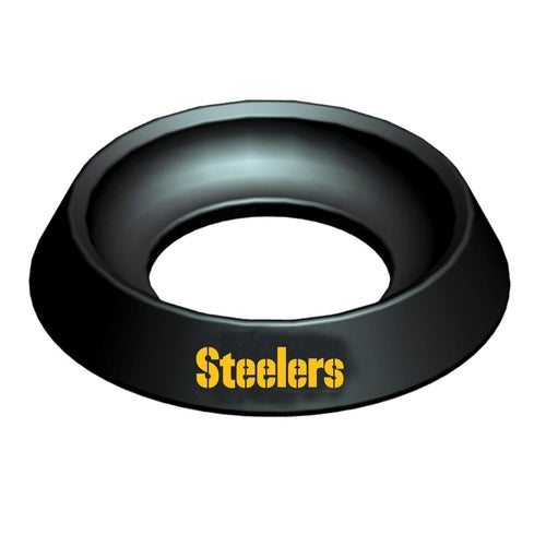 KR Strikeforce NFL Pittsburgh Steelers Ball Cup Display - DiscountBowlingSupply.com