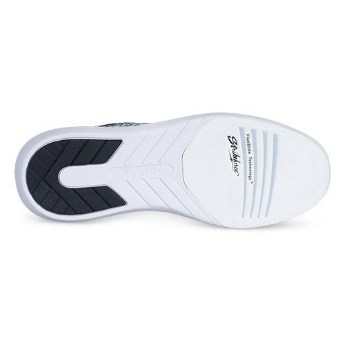 KR Strikeforce Womens Lux White Black Bowling Shoes-DiscountBowlingSupply.com