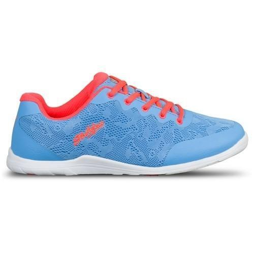 KR Womens Lace Sky Coral Bowling Shoes - DiscountBowlingSupply.com
