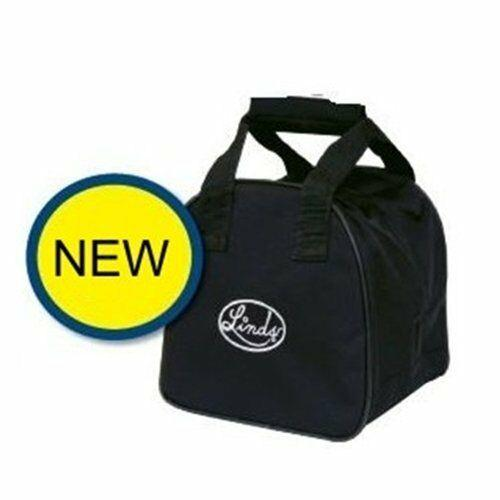 Linds Black Extra Bowling Ball Tots Joey Single Bag - DiscountBowlingSupply.com