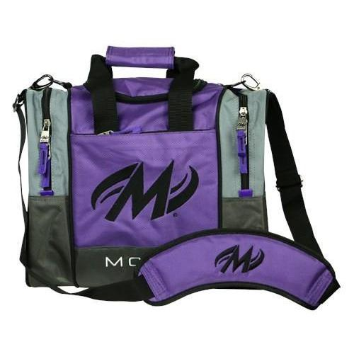 Motiv Shock Purple Single Tote - DiscountBowlingSupply.com