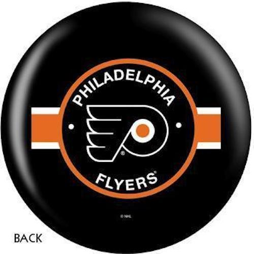 NHL Philadelphia Flyers Bowling Ball-DiscountBowlingSupply.com