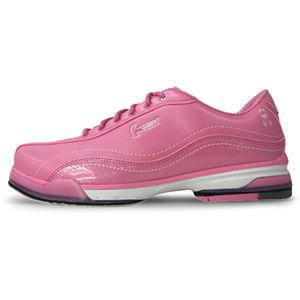 BSI Women's #931 Grey Pink Bowling Shoes