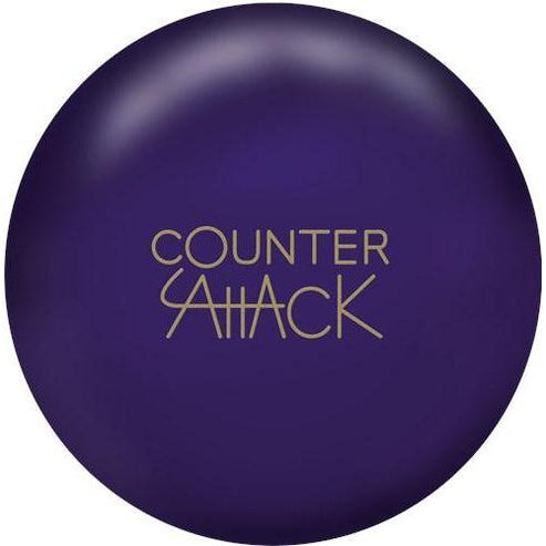 Radical Counter Attack Solid Bowling Ball - DiscountBowlingSupply.com