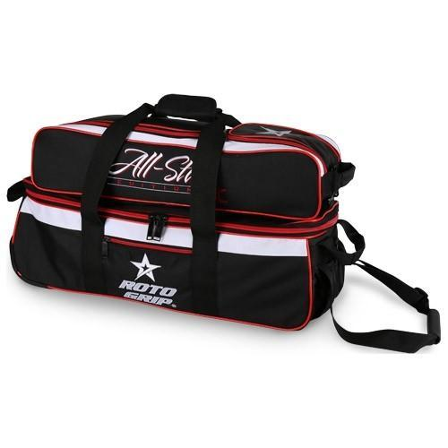 Roto Grip 3 Ball All-Star Edition Carryall Tote-Bowling Bag-DiscountBowlingSupply.com