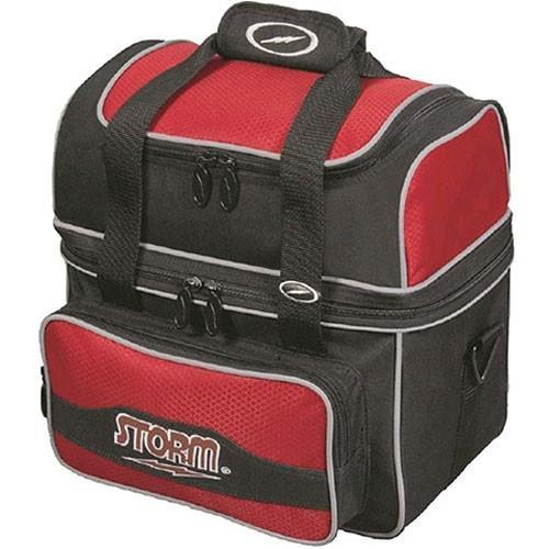 Storm 1 Ball Flip Tote Red-Bowling Bag-DiscountBowlingSupply.com