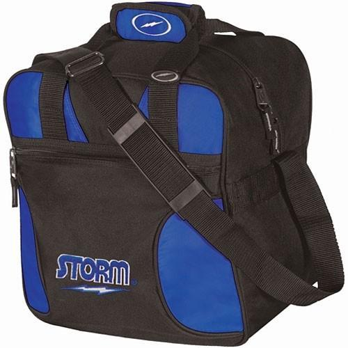 Storm 1 Ball Solo Blue-Bowling Bag-DiscountBowlingSupply.com