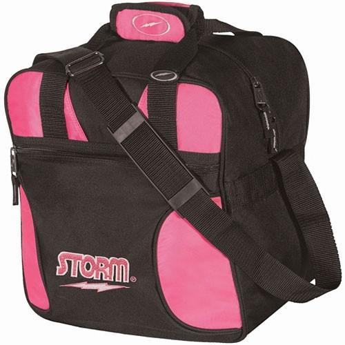 Storm 1 Ball Solo Pink - DiscountBowlingSupply.com
