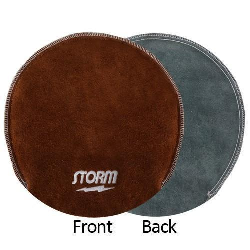 Storm Deluxe Shammy Brown Grey - DiscountBowlingSupply.com