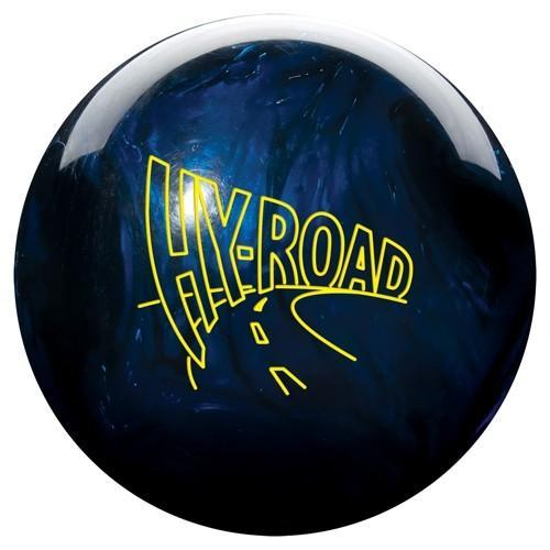 Storm Hy-Road Black Blue Bowling Ball - DiscountBowlingSupply.com