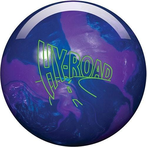 Storm Hy-Road Pearl Blue Purple Bowling Ball - DiscountBowlingSupply.com