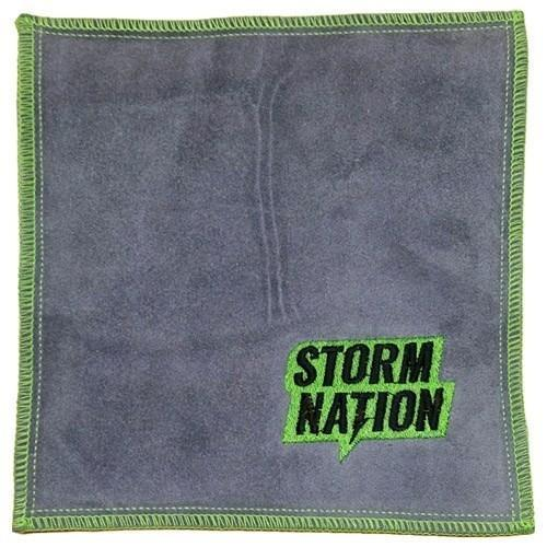 Storm Nation Shammy Green - DiscountBowlingSupply.com