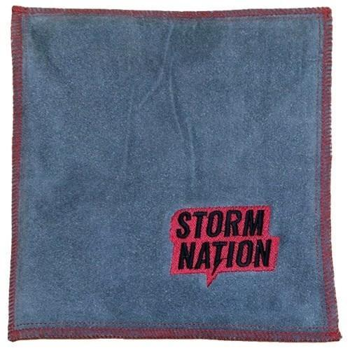 Storm Nation Shammy Red - DiscountBowlingSupply.com