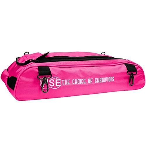 Vise 3 Ball Add-On Shoe Bag - Pink - DiscountBowlingSupply.com