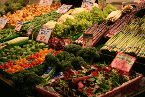 how to reduce food waste: grocery shopping waste, reduce home waste