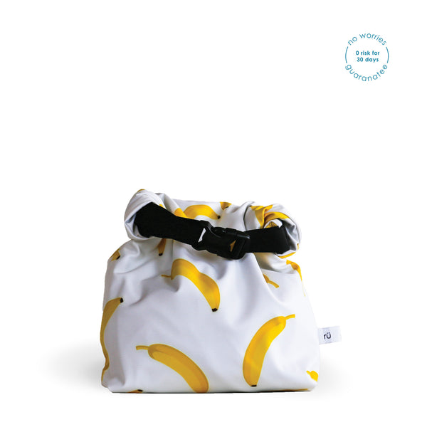 lunch bag for men bananas