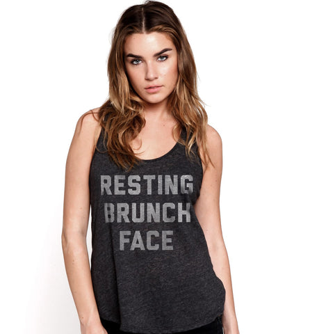 brunch face tank