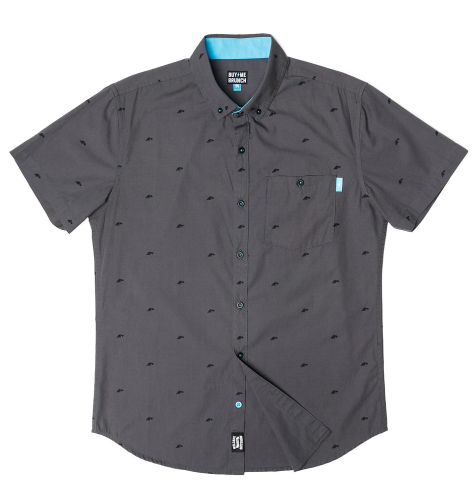 Pistol Short Sleeve Button Up