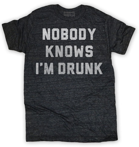 nobody knows tee
