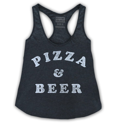 pizza+beer tank