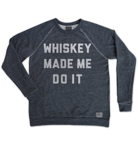 whiskey pullover