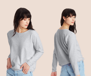 Eco Soft Crew New Sweaters - RTS