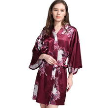 Load image into Gallery viewer, Floral Robe style 3033-preorder closing March 3rd