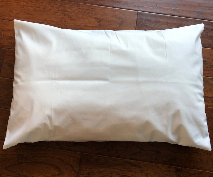 Sublimation Zip Close Pillow Covers -RTS