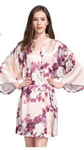 Floral Robe style 3033-preorder closing March 3rd