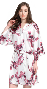 Floral Robe style 3033-preorder closing May 12th