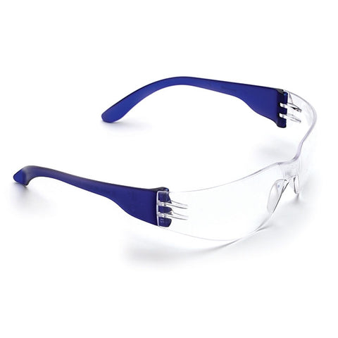 Clear Tsunami Safety Glasses