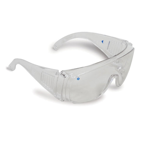 Clear Visitors Safety Glasses