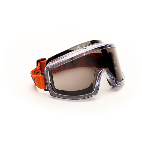 3702 Series Foam Bound Safety Goggles