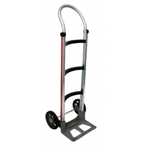 Curved Back Small Handtruck with Pram Handle