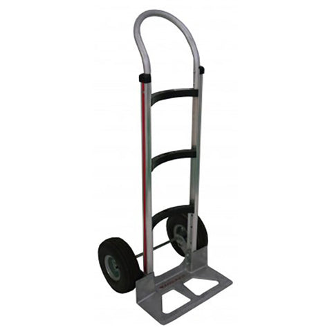 Curved Back Medium Handtruck with Pram Handle