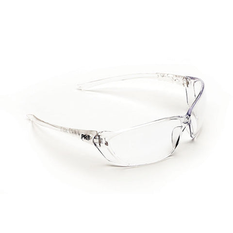 Clear Richter Safety Glasses