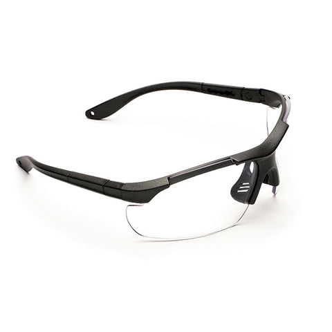 Clear Typhoon Safety Glasses