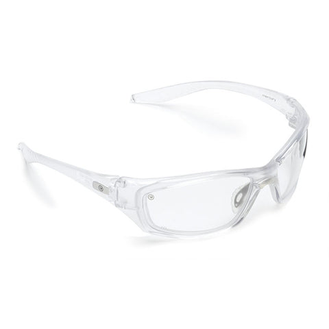 Clear Mercury Safety Glasses