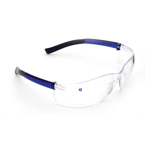 Clear Futura Safety Glasses