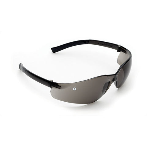 Smoke Futura Safety Glasses