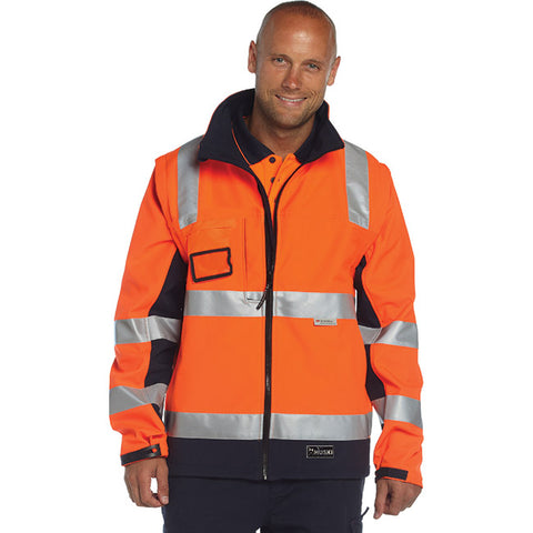 Huski Chassis Softshell 2 in 1 Jacket