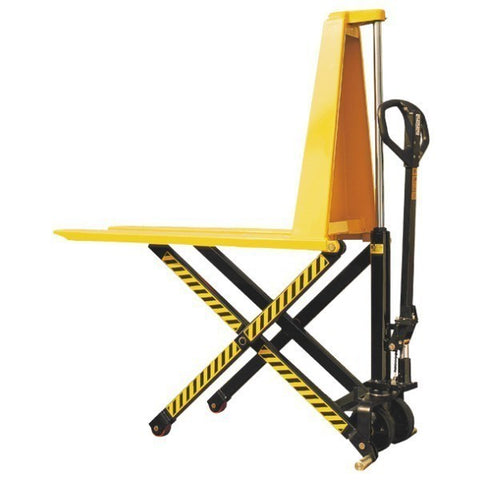 High Lift Pallet Truck 1000kg - 680mm Wide