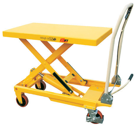 500kg Scissor Lift Table - AS50