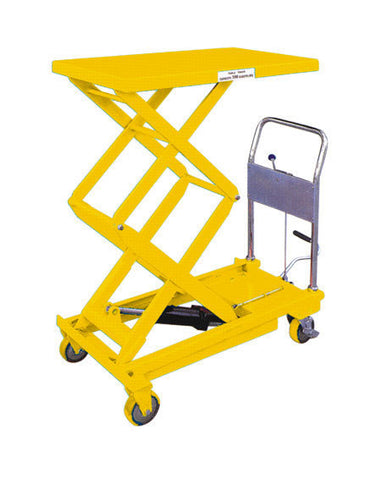 700kg Double Scissor Lift Table - ASD70