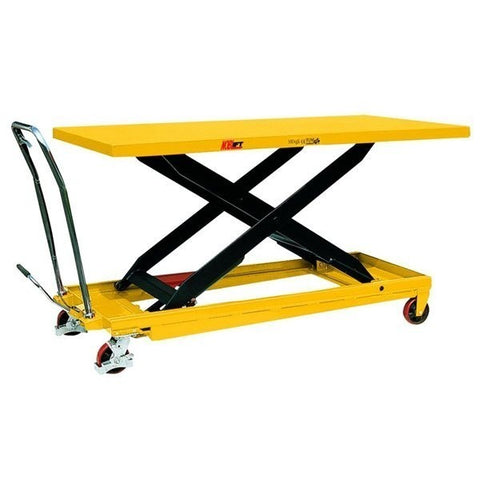 1000kg Extra Large Scissor Lift Table - ASG100
