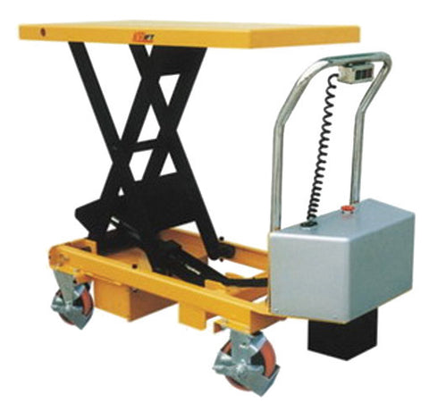 500kg Battery Electric Scissor Lift Table - ASTF50